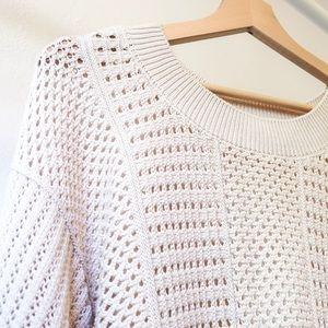Moth Loose Knit Sweater